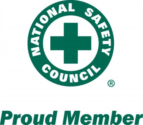 National Safety Council logo - Proud Member